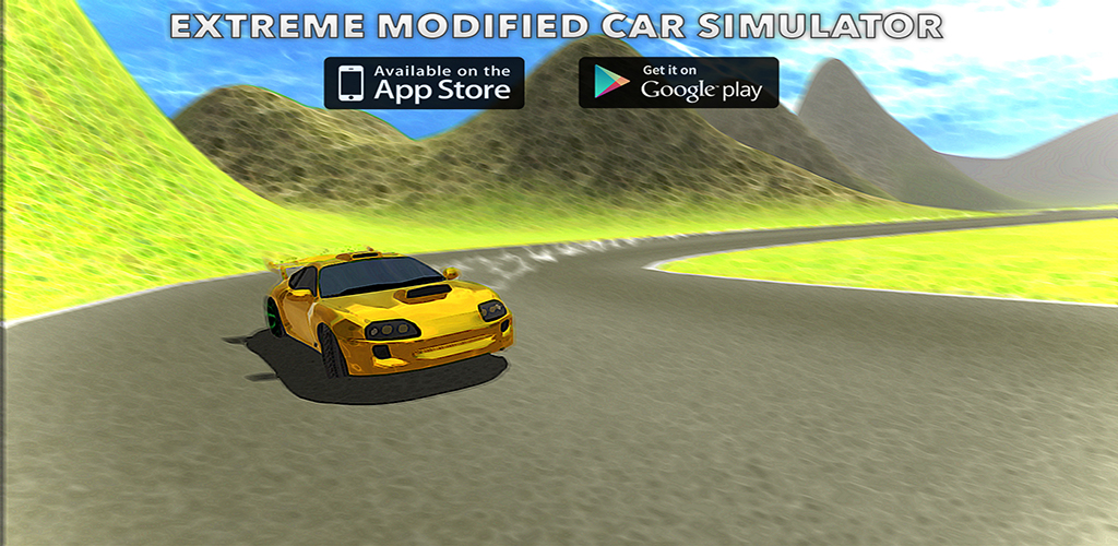 Extreme Modified Car Simulator